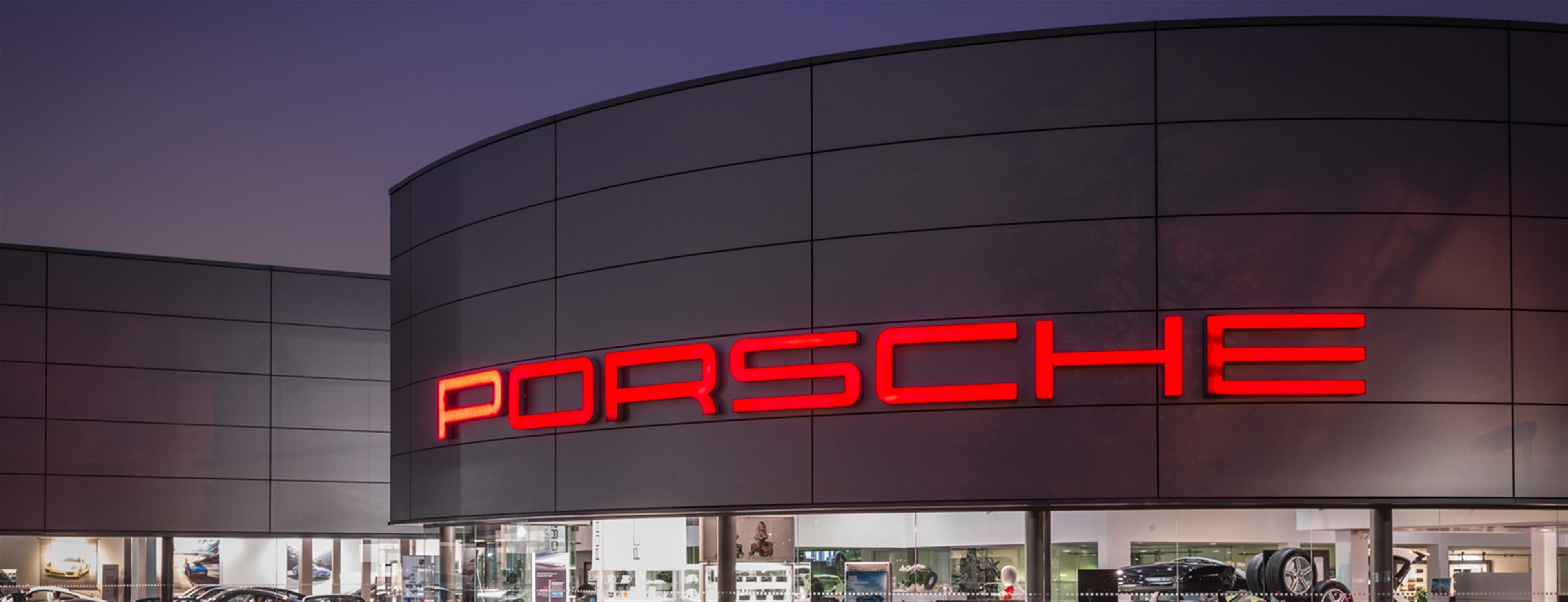 Porsche - Covid-19 bilgilendirmesi