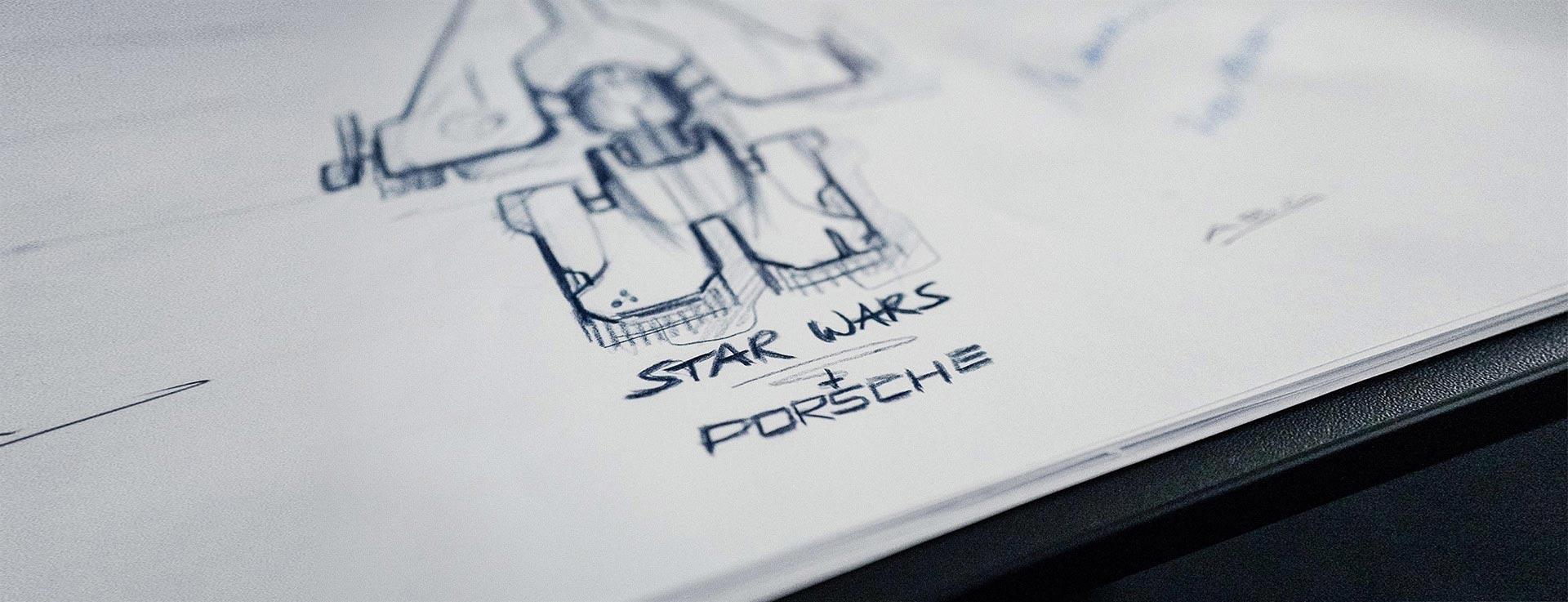 Porsche - Star Wars x Porsche