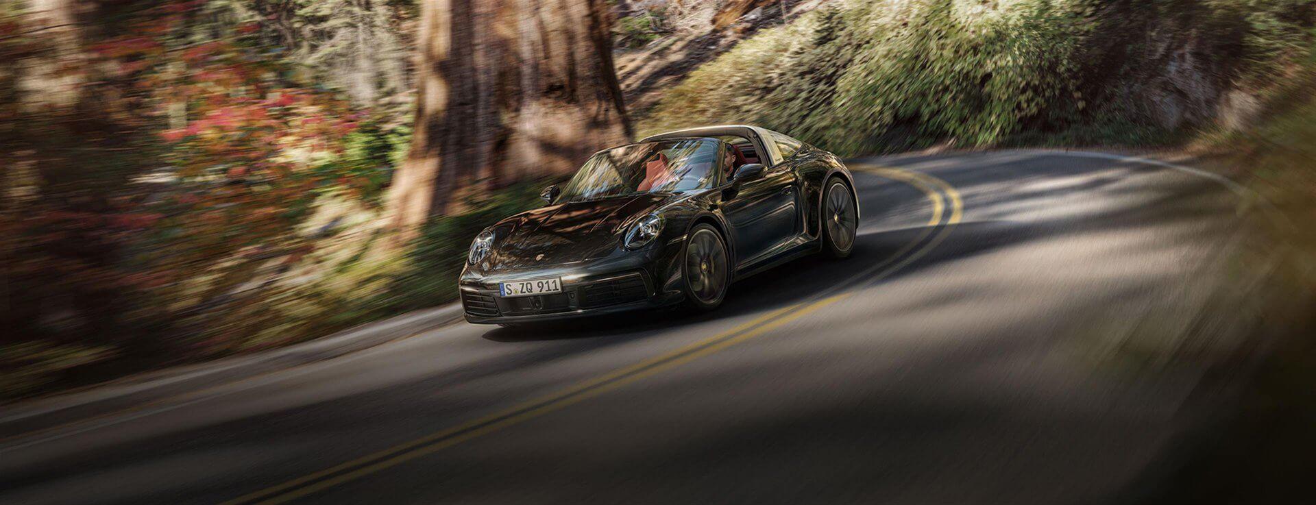 Porsche - Zamanın Ötesinde Bir Makine