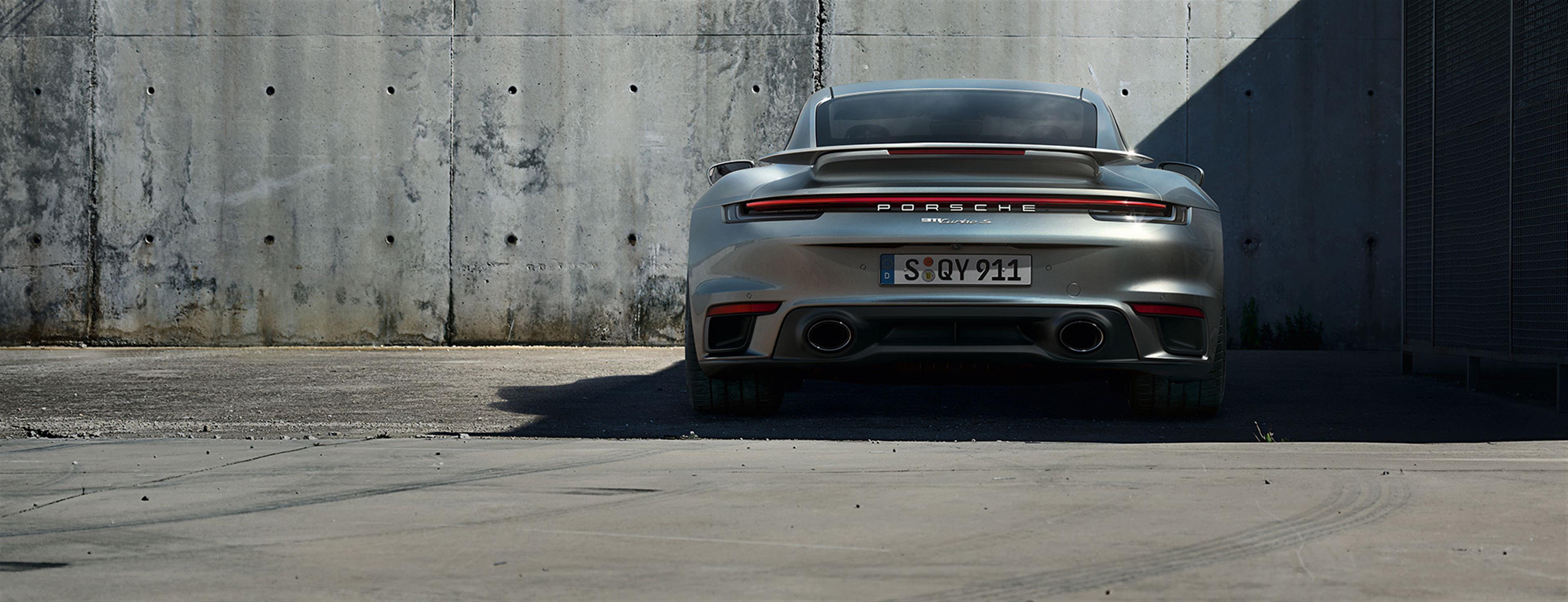 Porsche - Ne geçmişe ne de geleceğe ait,  zamanın ötesinde.