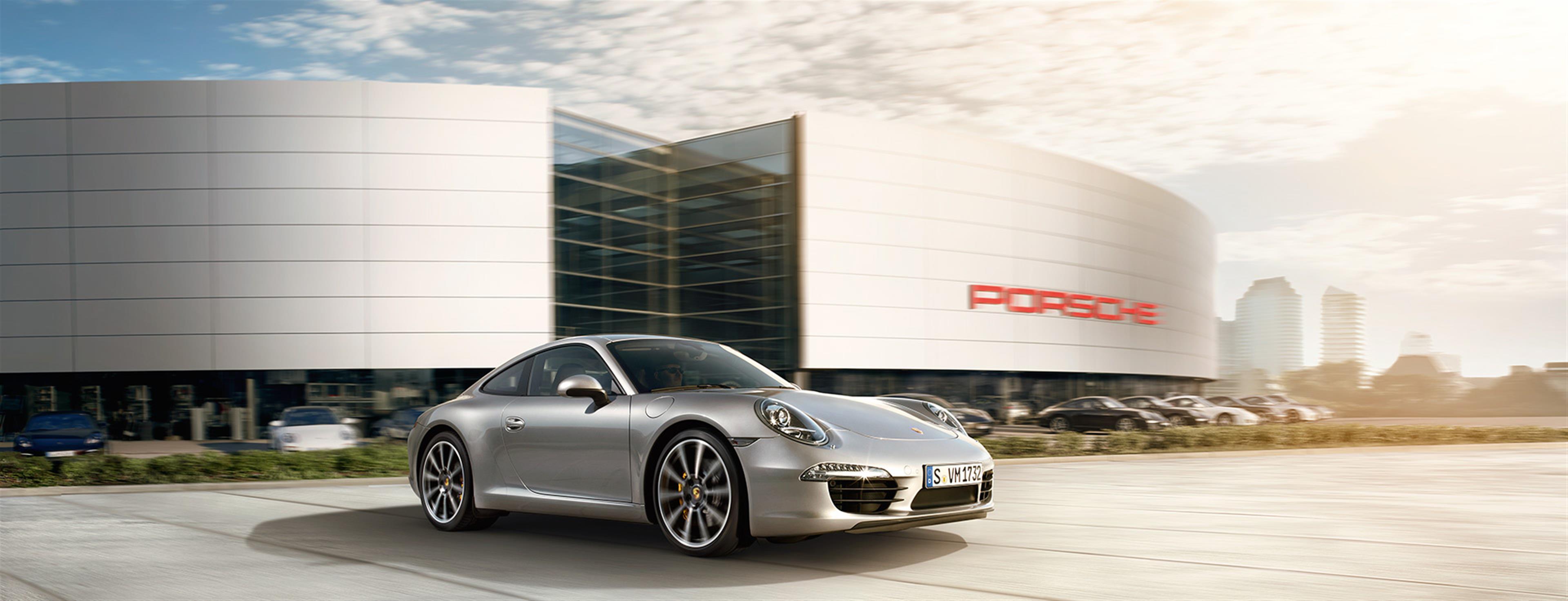 Porsche - Porsche Araç Bulucu