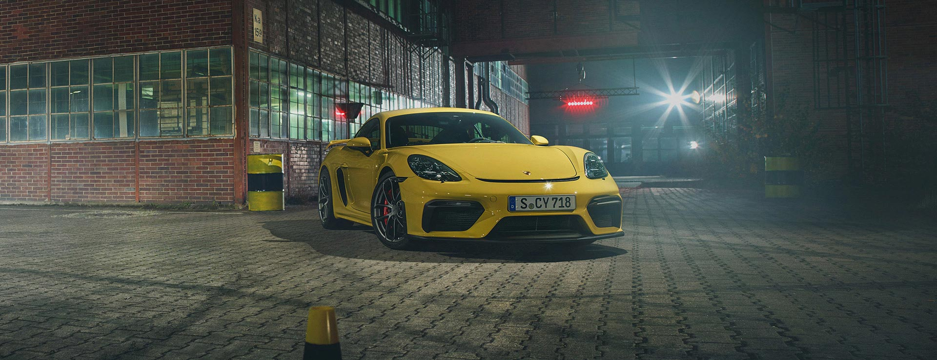 Porsche - Sıra dışı.