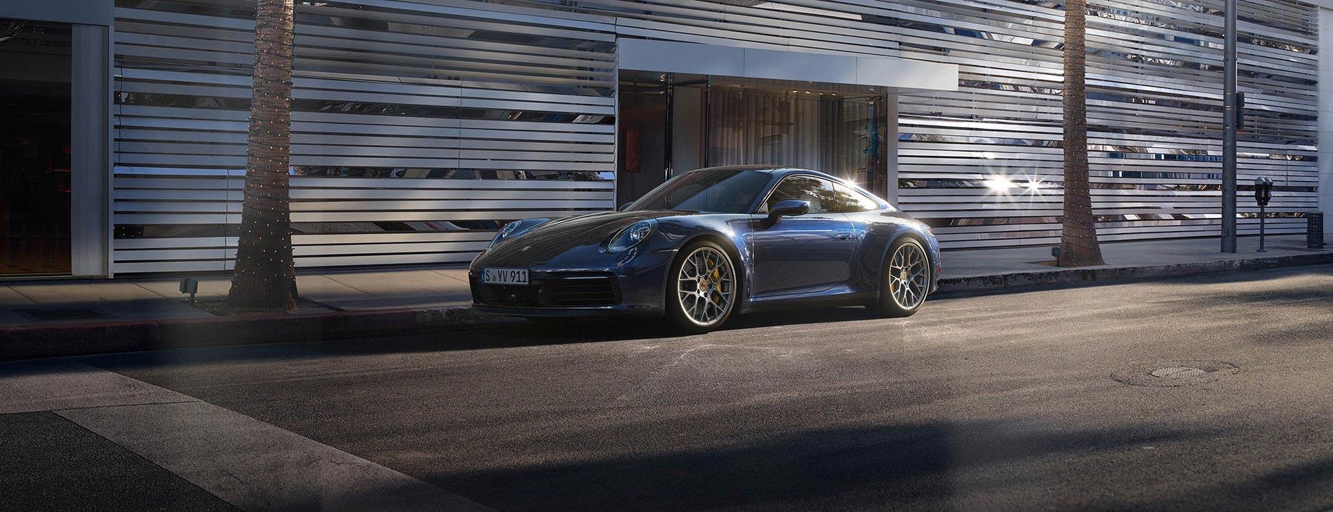 Porsche - Zamanının ötesinde bir makine.