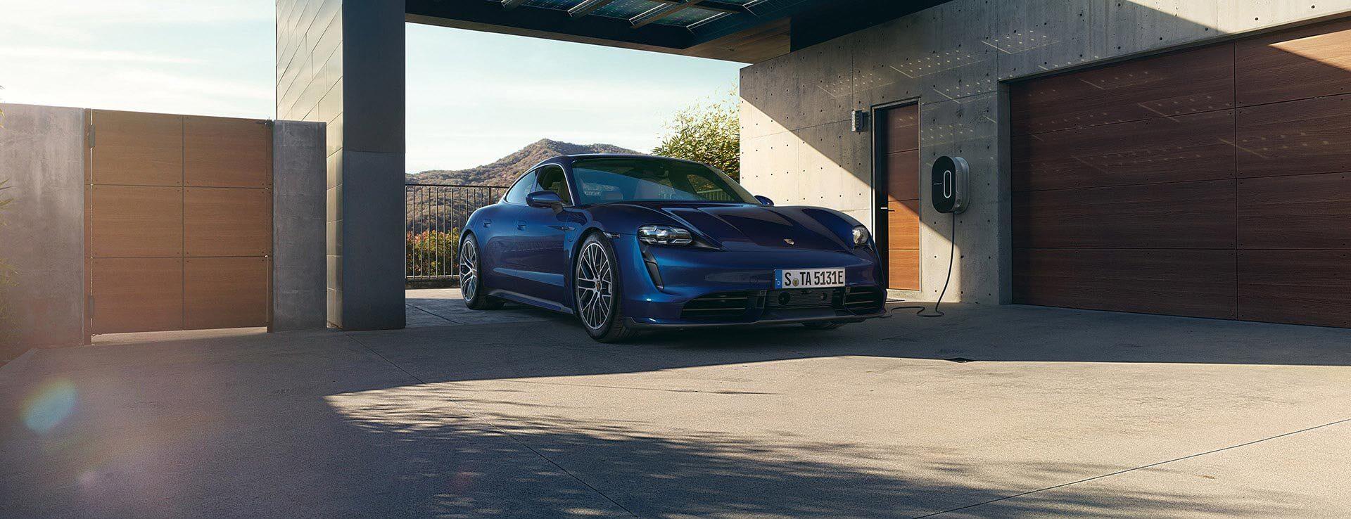 Porsche - O ruh, elektriklendi.