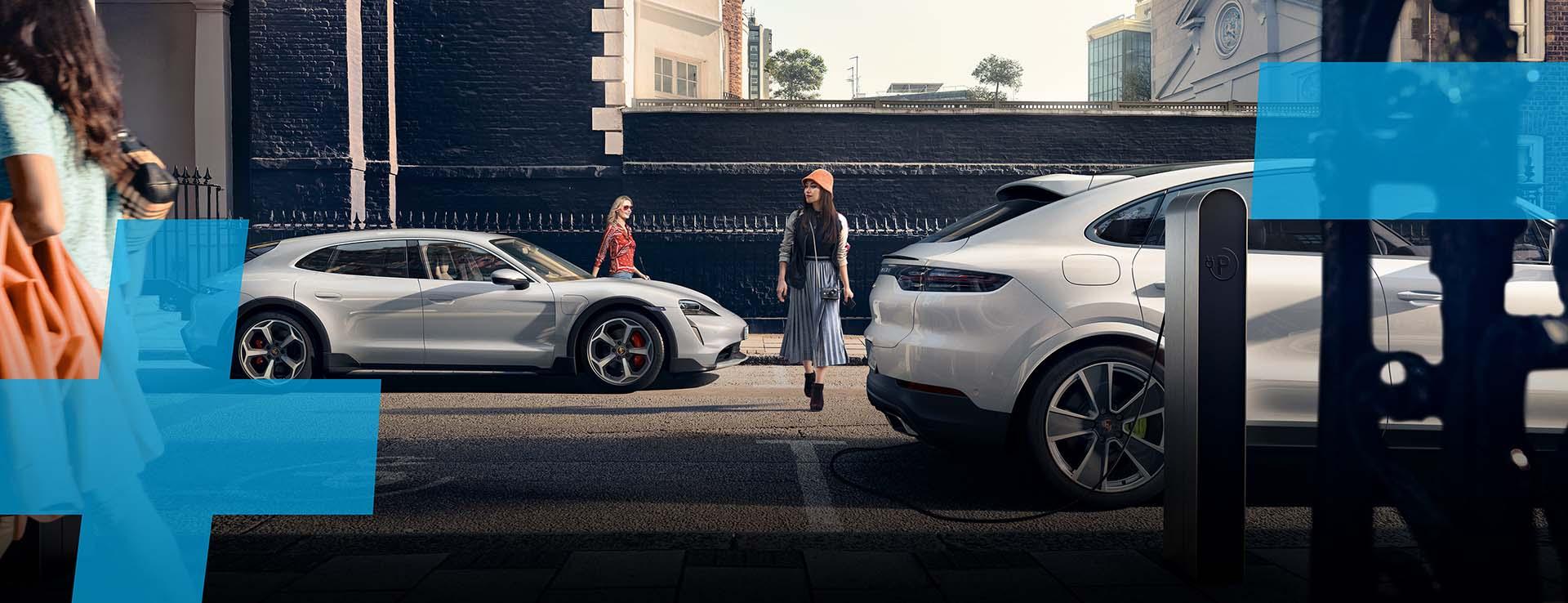 Performans, elektriklendi. - Porsche E-Performans.