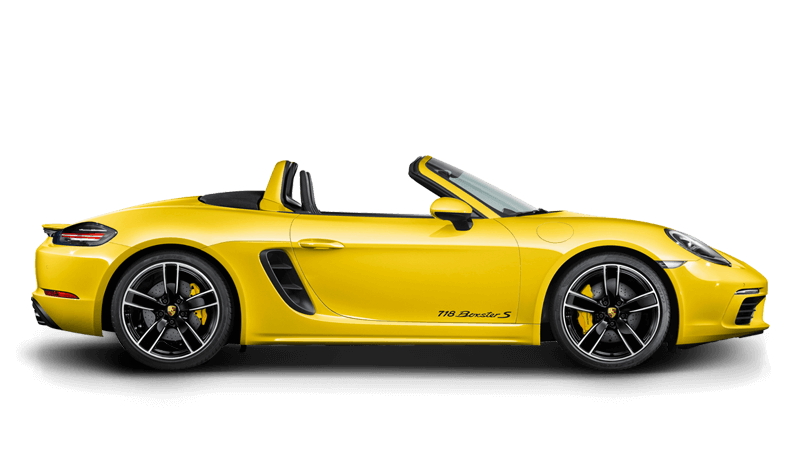Porsche 718 Boxster - Tequipment Orijinal Aksesuarları