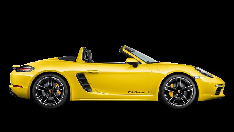 Porsche 718 Cayman GTS - Tequipment Orijinal Aksesuarları