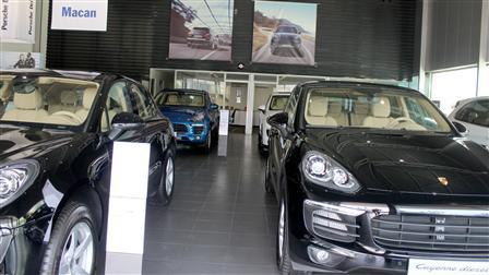 Başaran Porsche