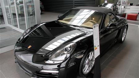 Doğuş Oto Çankaya Porsche