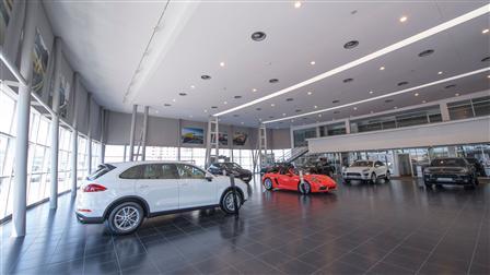 Doğuş Oto Esenyurt Porsche