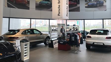 Vosmer Porsche
